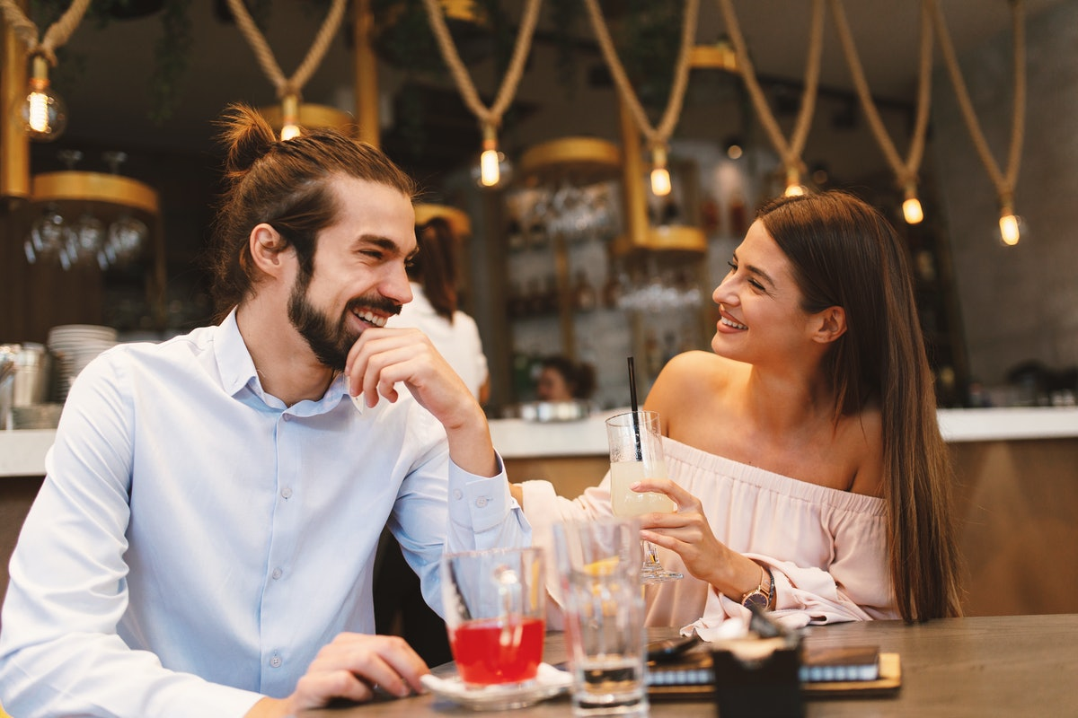 If you didn't feel a physical attraction on a first date, keep in mind that jitters can get in the w...