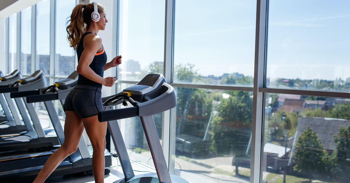 Virtual Disney Treadmill Workouts Are A Thing & You'll Be Hooked