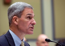Ken Cuccinelli, Acting Director, U.S. Citizenship and Immigration Services, U.S. Department of Homel...
