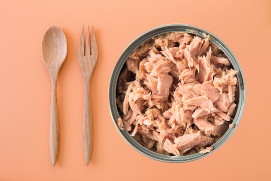 Canned tuna is a great protein option for babies, experts say.