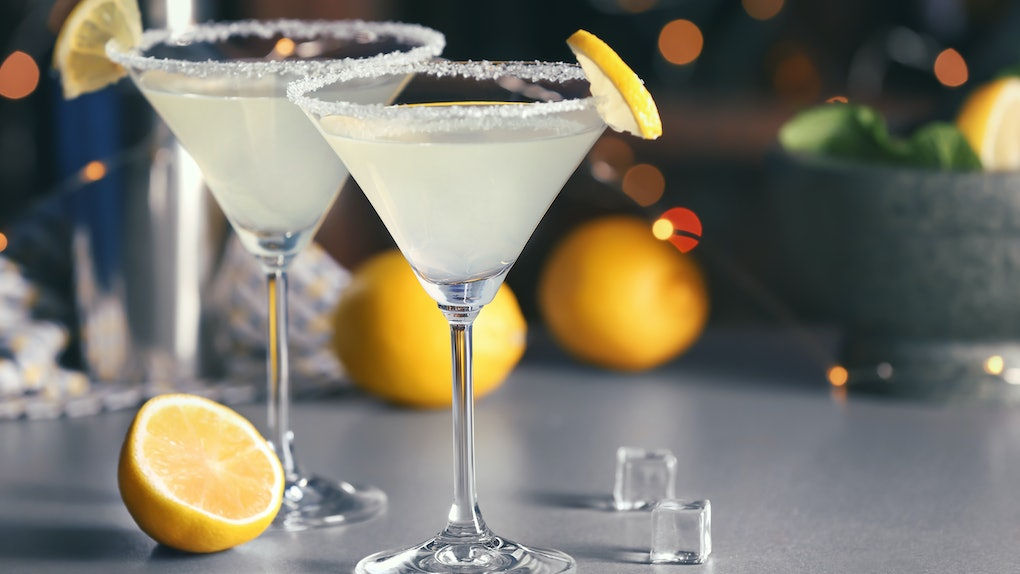 Airbnb's Online Experiences include a mixology class.