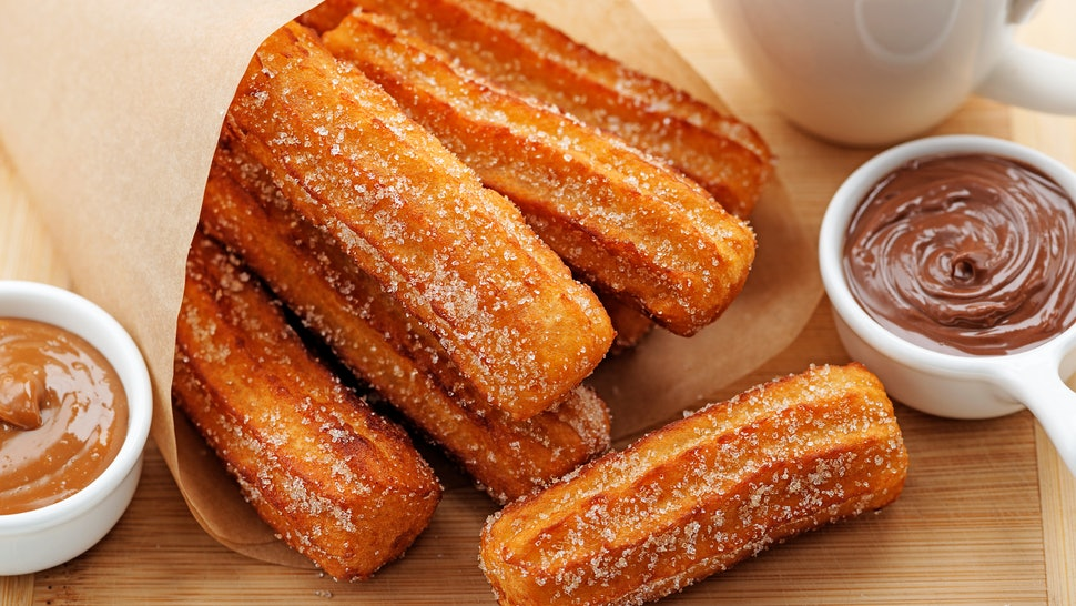 Disney Shared Its Churros Recipe, So You Can Enjoy The Famous Sweet Treat At Home