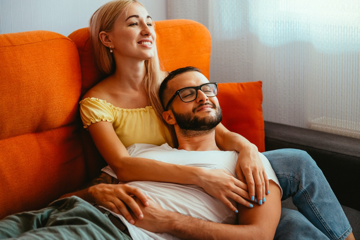 ESFJ is one of the Myers-Briggs personality types who love taking care of their partner.