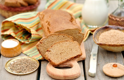 The no-yeast peanut butter bread makes for a simple and easy recipe.