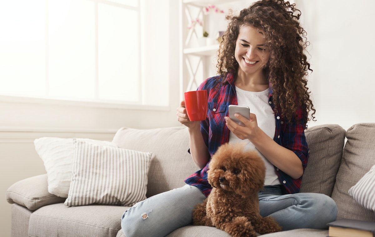 Bumble's new virtual dating features can help you find love in isolation.