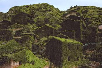 chinese fish village Houtouwan Gouqi island shengsi Zhejiang lost village ghost village