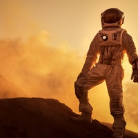 I pretended I was on Mars for 2 weeks and learned 5 timely lessons about food waste on Earth.