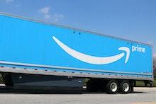 Amazon Prime Truck
