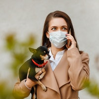 Are people with pets less likely to die if they catch Covid-19?