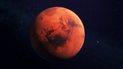 Mars is the planet that rules Aries