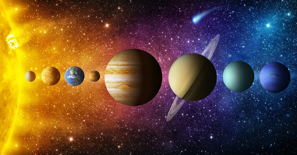 What Do The Planets Mean In Astrology