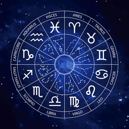 Zodiac Signs In The Birth Chart