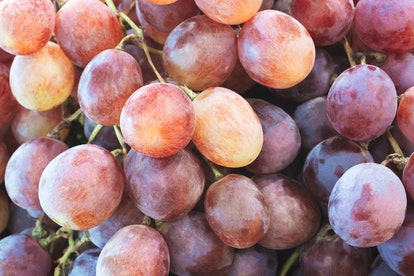 Heating grapes in the microwave oven may be harmful or damage your microwave.