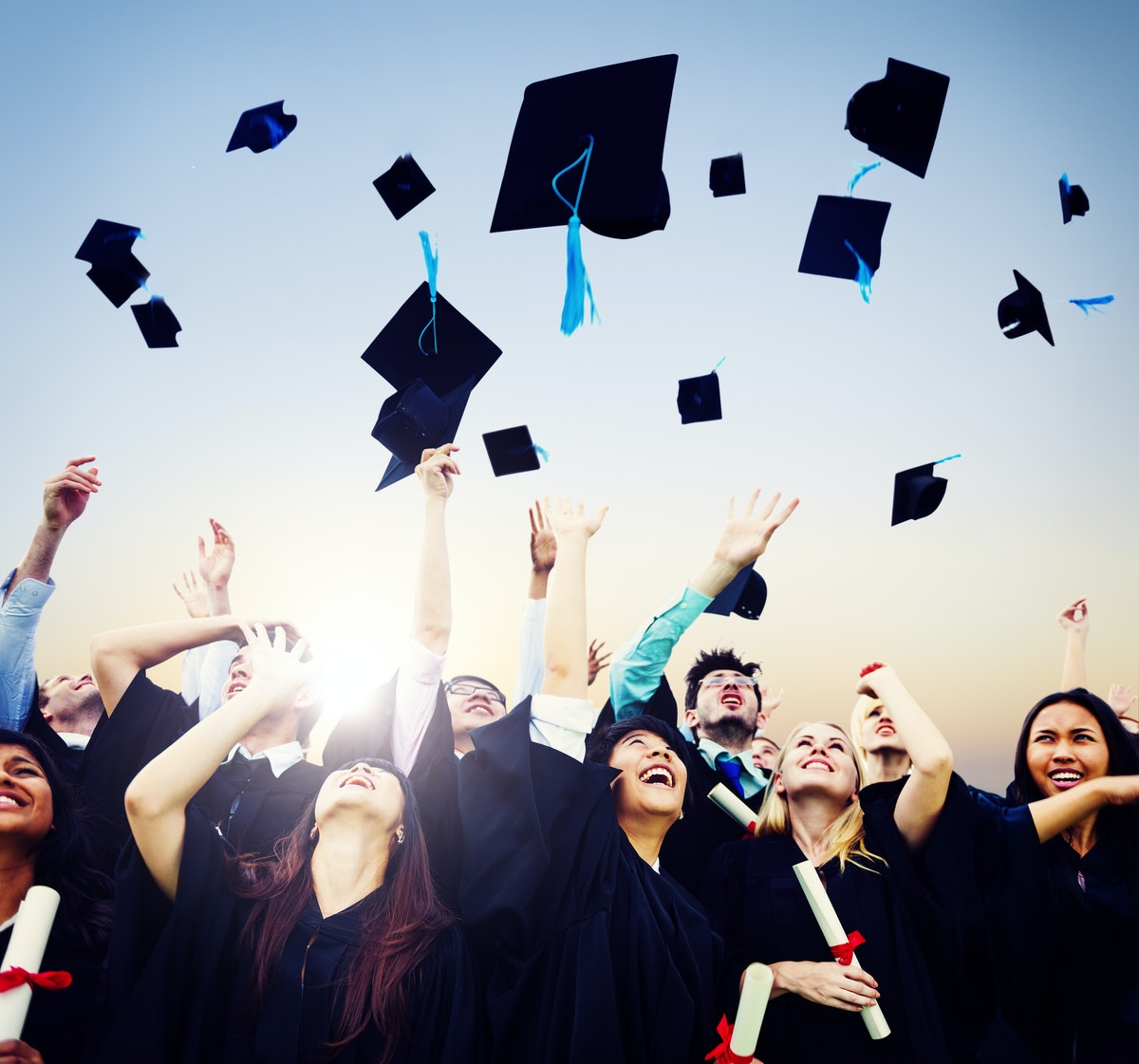 The Graduation Zoom backgrounds will upgrade your celebration.