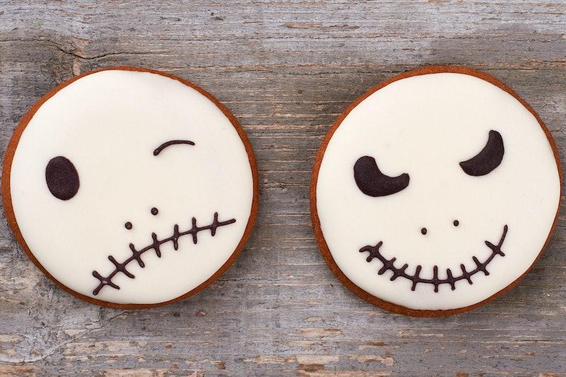 How To Make Disney's Halloween Jack Skellington Sugar Cookies