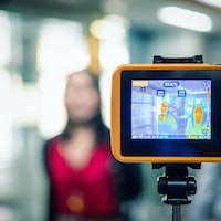 Are thermal cameras a magic bullet for Covid-19 fever detection?