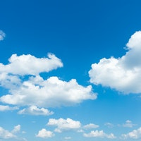 What would it feel like to touch a cloud?