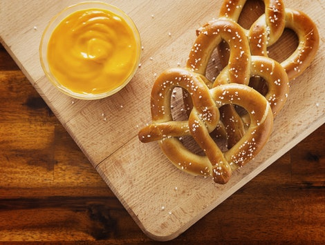 How To Make Disney's Famous Mickey Mouse Pretzel Recipe At Home