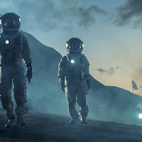 7 books about the future of space colonization
