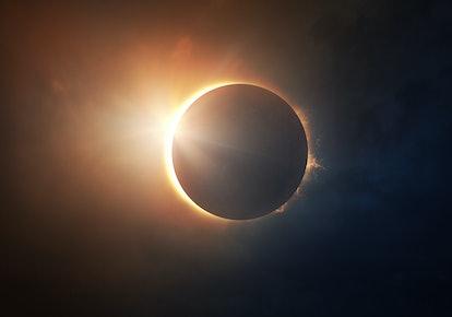 June 2021 New Moon Solar Eclipse