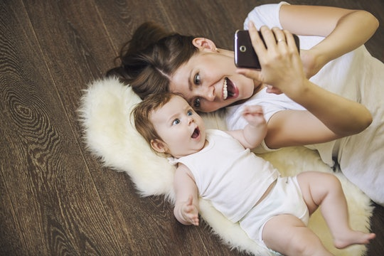 The latest trend to take over social media has parents on TikTok jokingly splashing water on their babies to see how the little ones will react.