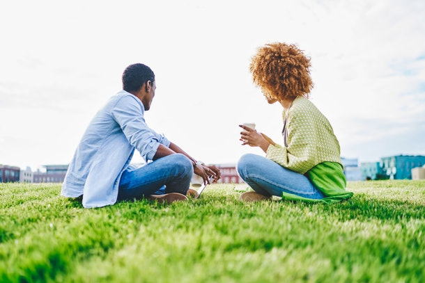 Dating again after an abusive relationship? Remember to listen to your gut instincts.