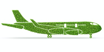 eco friendly airplane biofuel