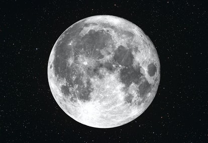 The moon rules Cancer in astrology