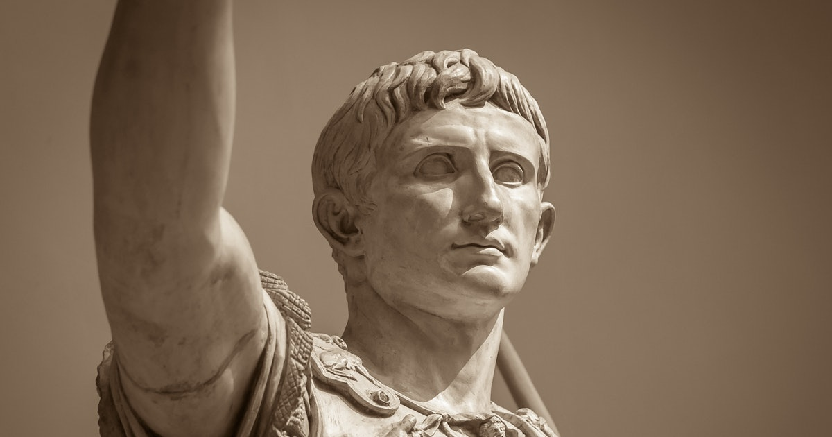 Veni, vidi, visage: Machine learning reveals the hot (and not) Roman emperors