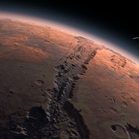 Every Martian year, this weird phenomenon returns