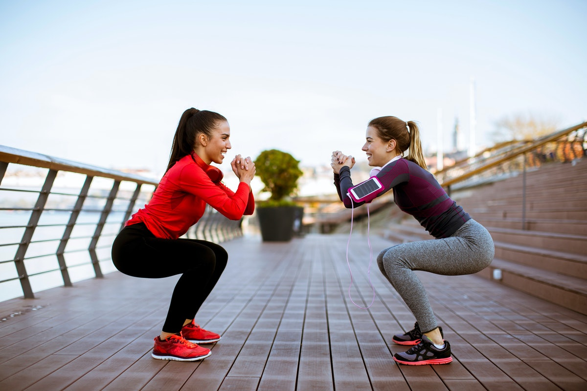 Here's what to look for in a workout buddy.