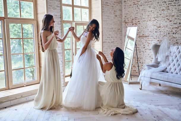 Here are the best parts about being a bridesmaid.
