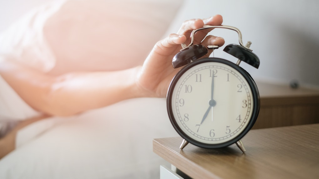 Here's why you might be sleeping through all your mornin alarms.