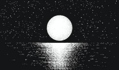 Full moons represent illumination in astrology