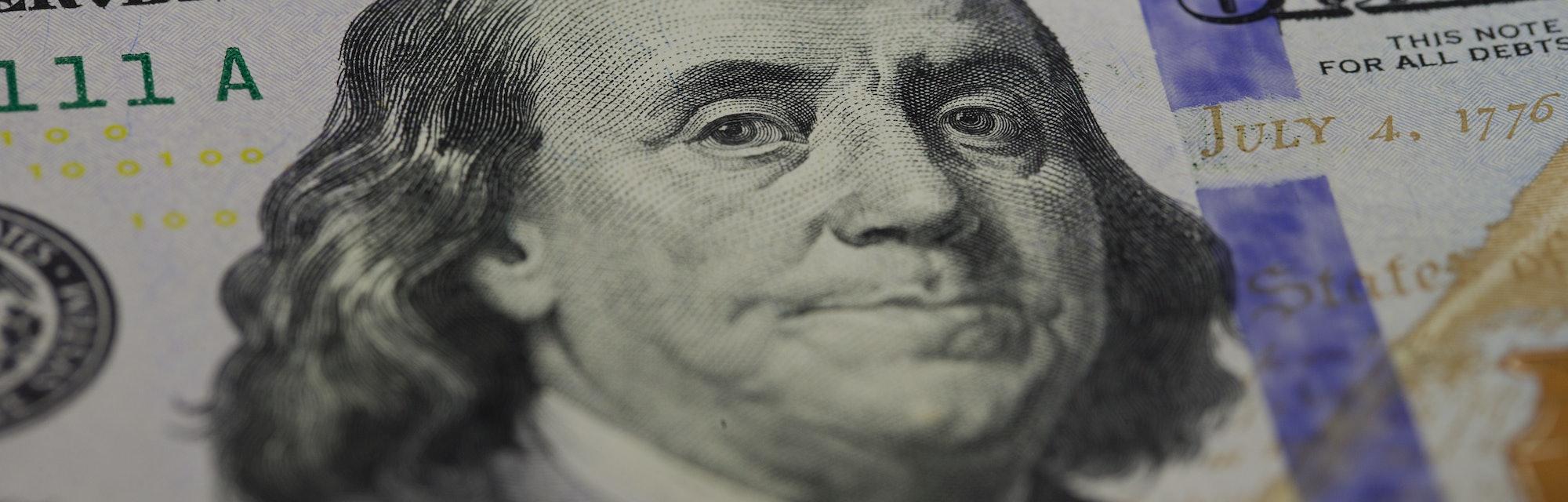 Dolar closeup.American money bills