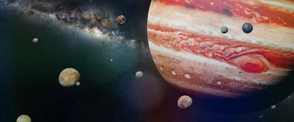 The Sun/Jupiter trine on September 9 helps make it the luckiest day of the month.