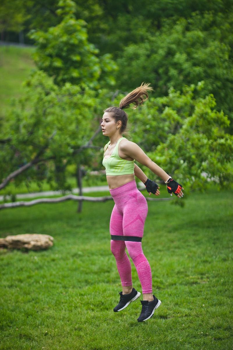 The nine benefits of HIIT workouts.