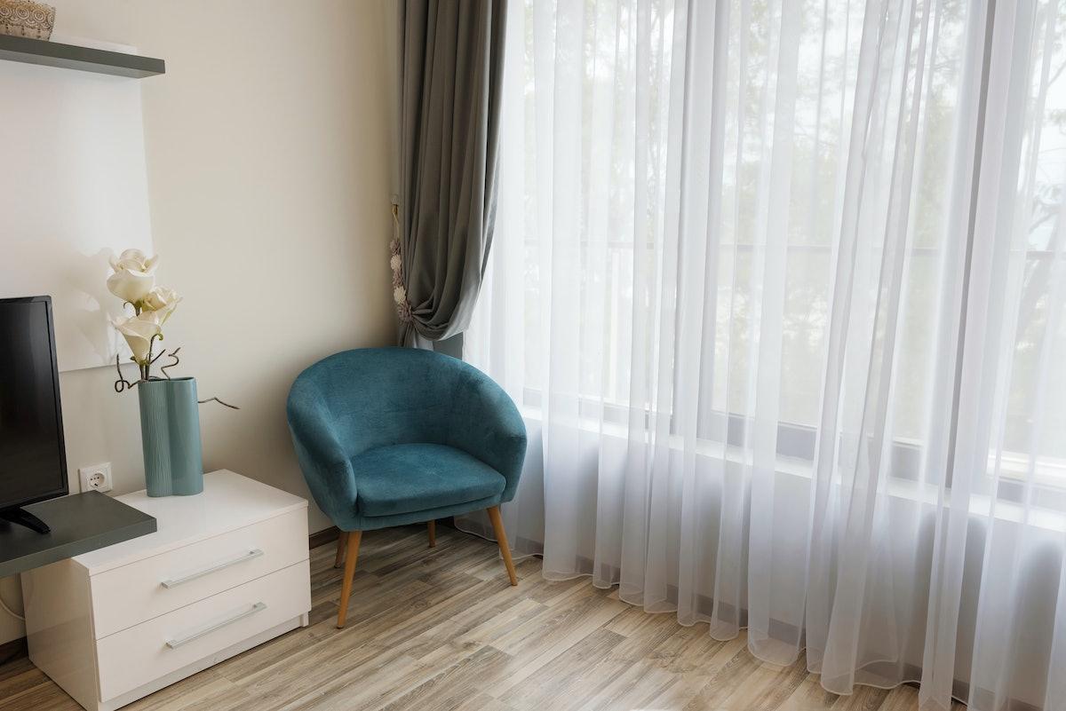 best sheer curtains