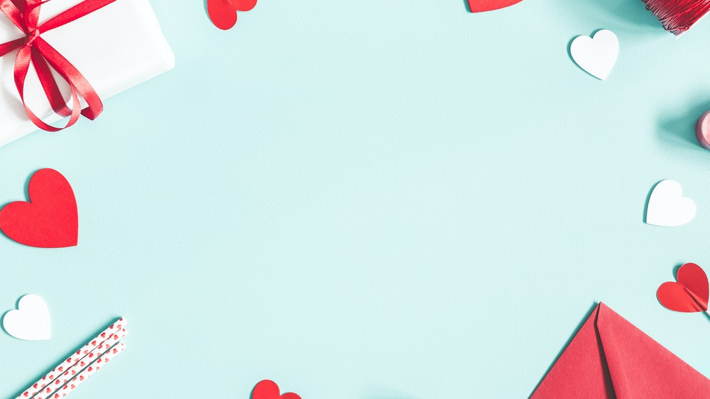 Check out these 18 Valentine's Day Zoom backgrounds.