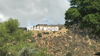 Hollywood sign, Los Angeles, California, United States