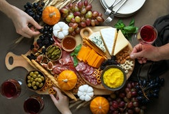 Charcuterie boards during pregnancy can be made safe.