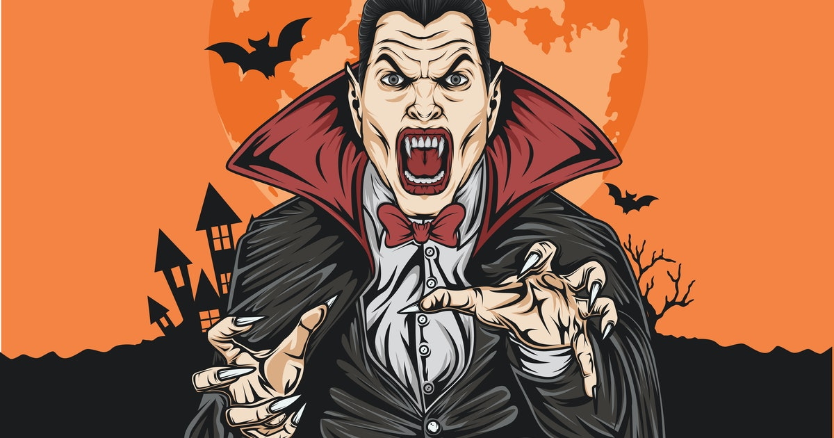 The rise of the vampire: How diseases may have led to Dracula - Inverse