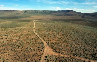 THACKER PASS, NEVADA-In windswept, remote Thacker Pass - in the far northern reaches of Nevada - per...