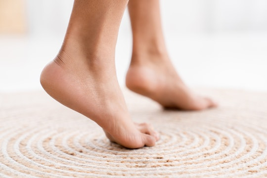 Hair on toes can reveal a lot about your health.