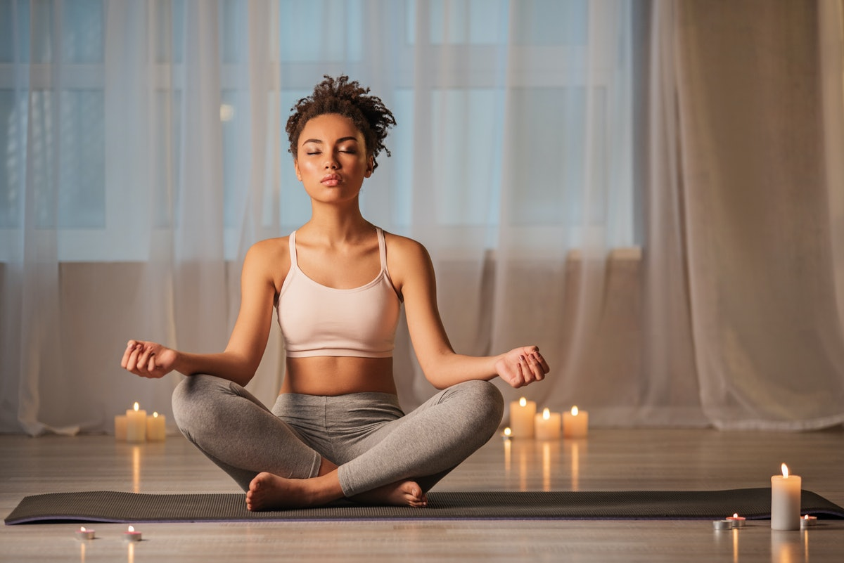 Setting the mood for your home workouts can help you power through.