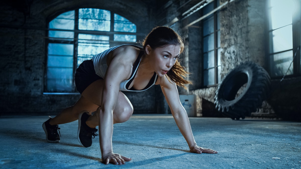 Trainers are sharing their top tips on how to push through hard workouts.