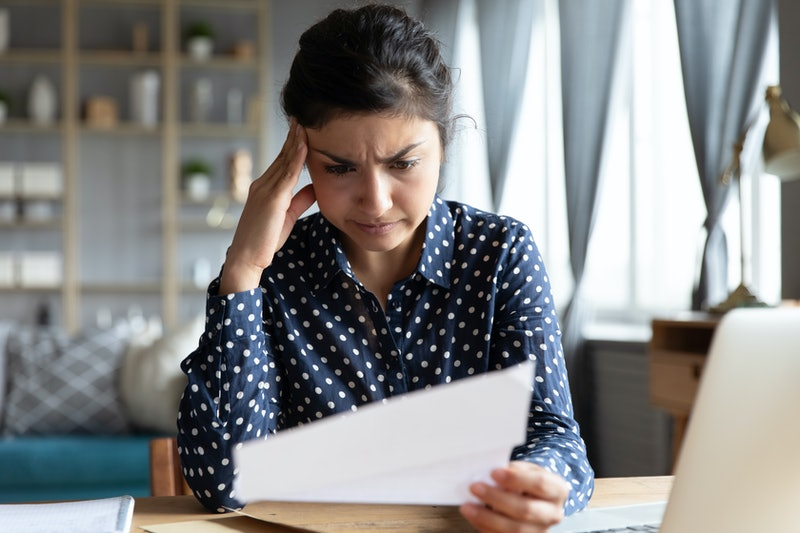 This is exactly how financial stress can take a toll on your mind and body.
