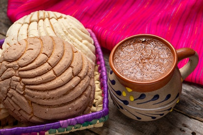 Mexican hot chocolate tastes great spiked with tequila