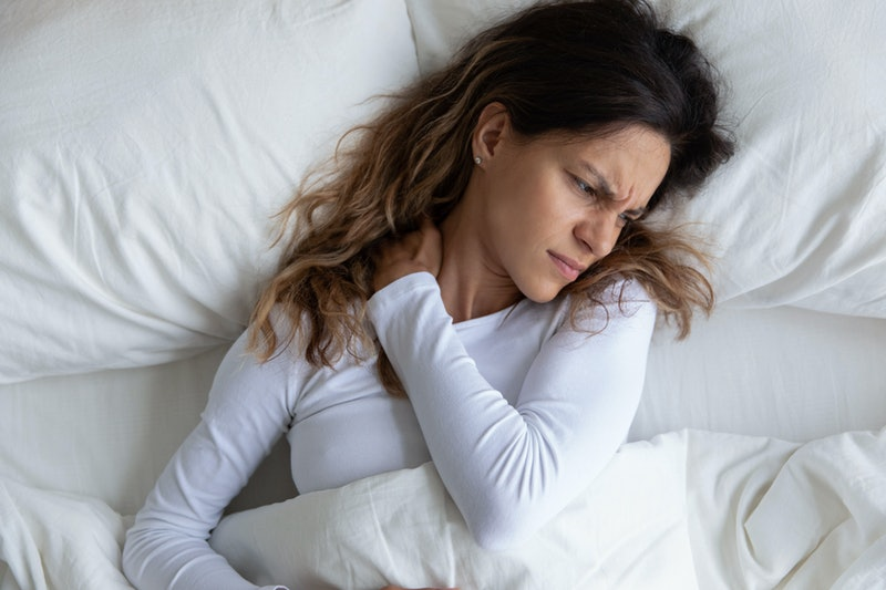 Chiropractors share 5 ways to fall asleep when you have neck pain.