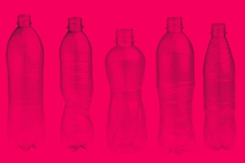Plastic bottles come in all shapes and sizes